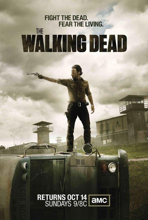 Walking Dead' creator on new showrunner