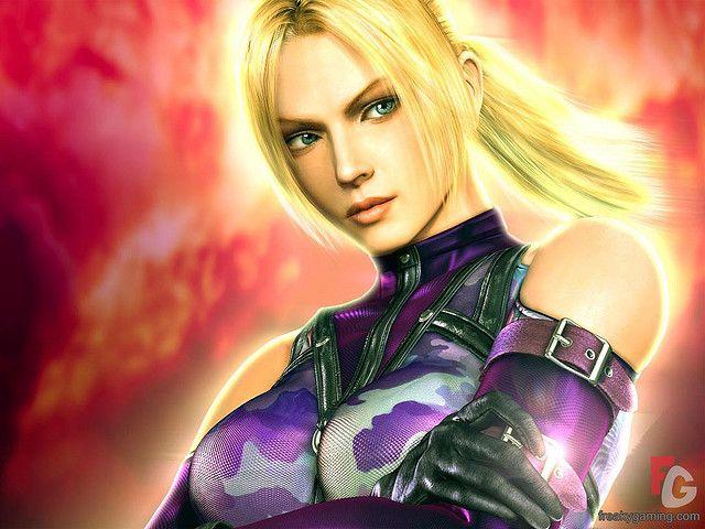 Tekken Nina Williams Tops Reader Poll