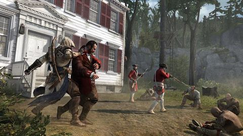 Assassin's Creed 3 gets console patch