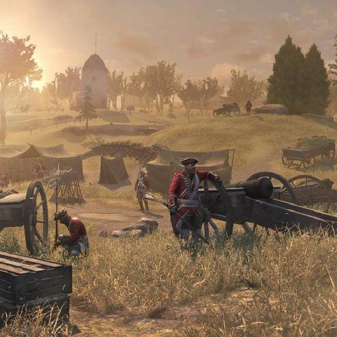 AC3' Benedict Arnold DLC announced
