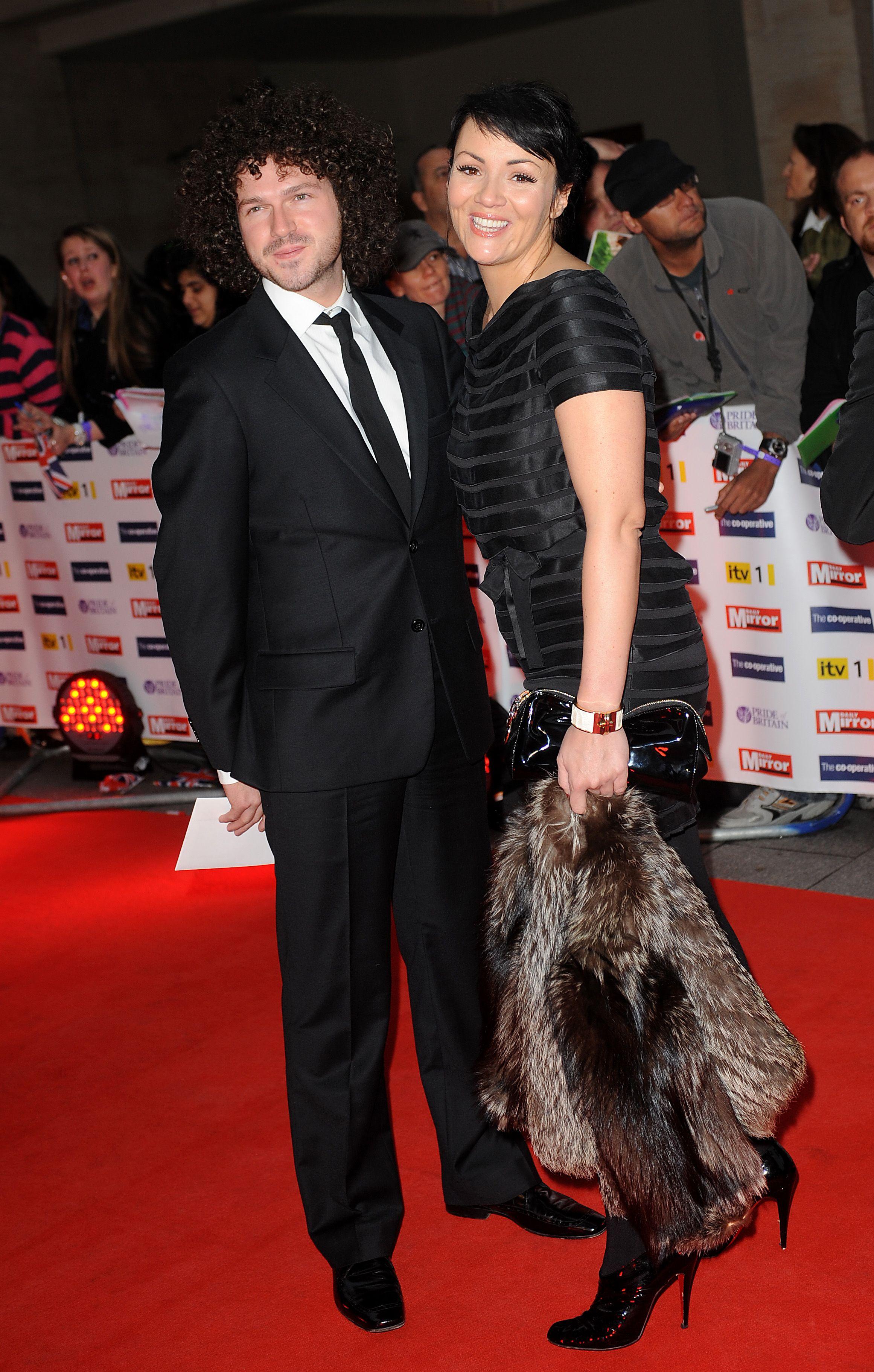 Martine Mccutcheon Marries Boyfriend