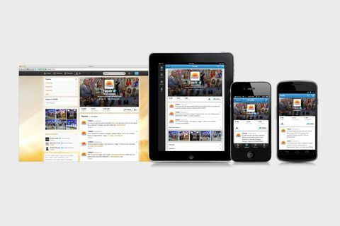 Twitter iOS, Android apps get redesign