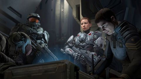 Halo 4' hands-on preview