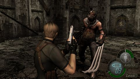 Resident Evil 4 HD edition arrives on PC
