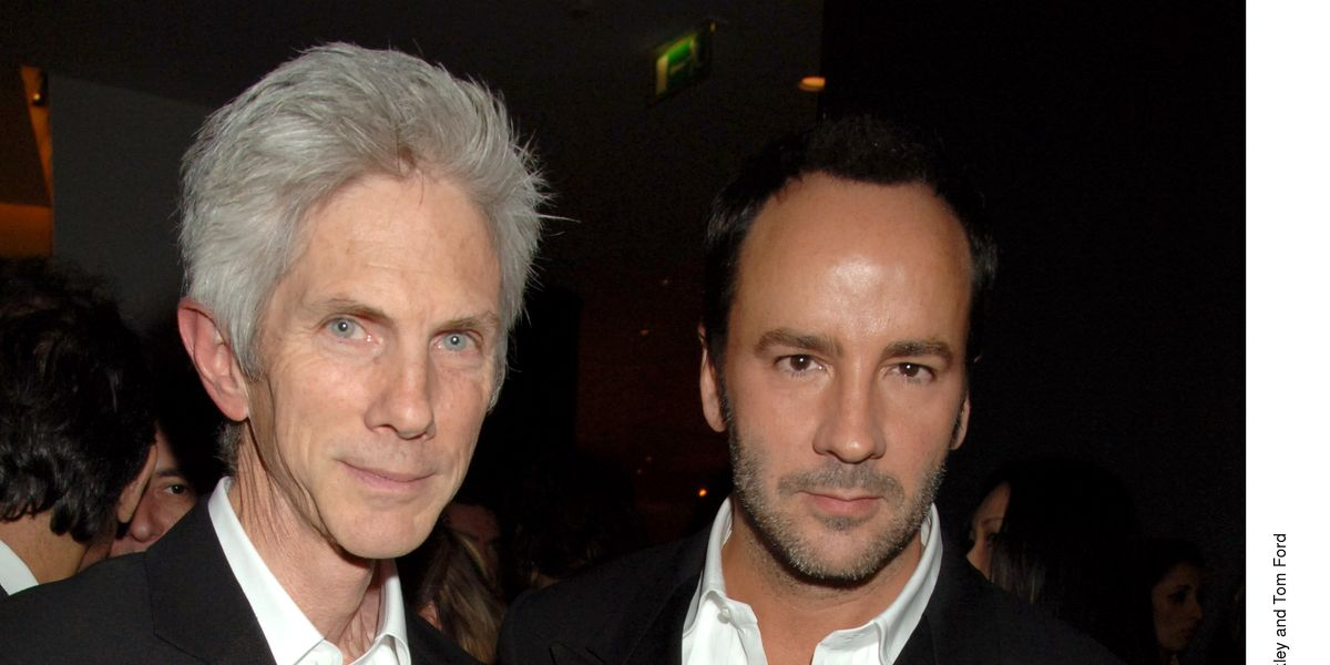7e6427add711 Tom Ford marries partner Richard Buckley
