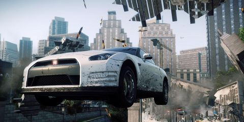 Need For Speed Most Wanted Review