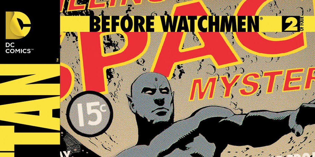 Before Watchmen Dr Manhattan 2 Review