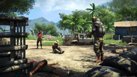 Far Cry 3 Review A Huge Game World