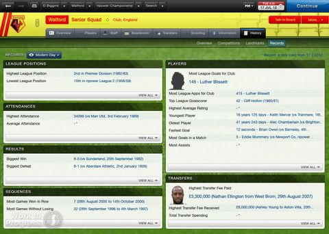 Football Manager 2013' interview