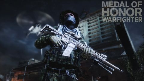 Medal of <notranslate>Honor</notranslate>: Warfighter' review