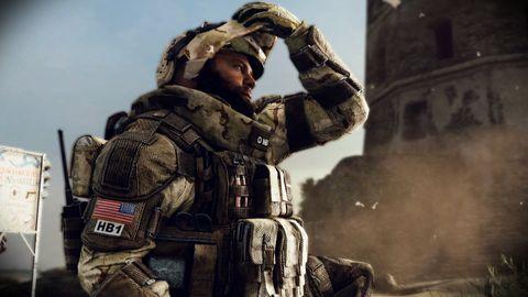 Bin Laden SEALs punished for video game