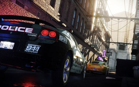 Need for Speed 'lasts hundreds of hours'