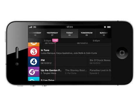 BBC iPlayer Radio adds podcast downloads