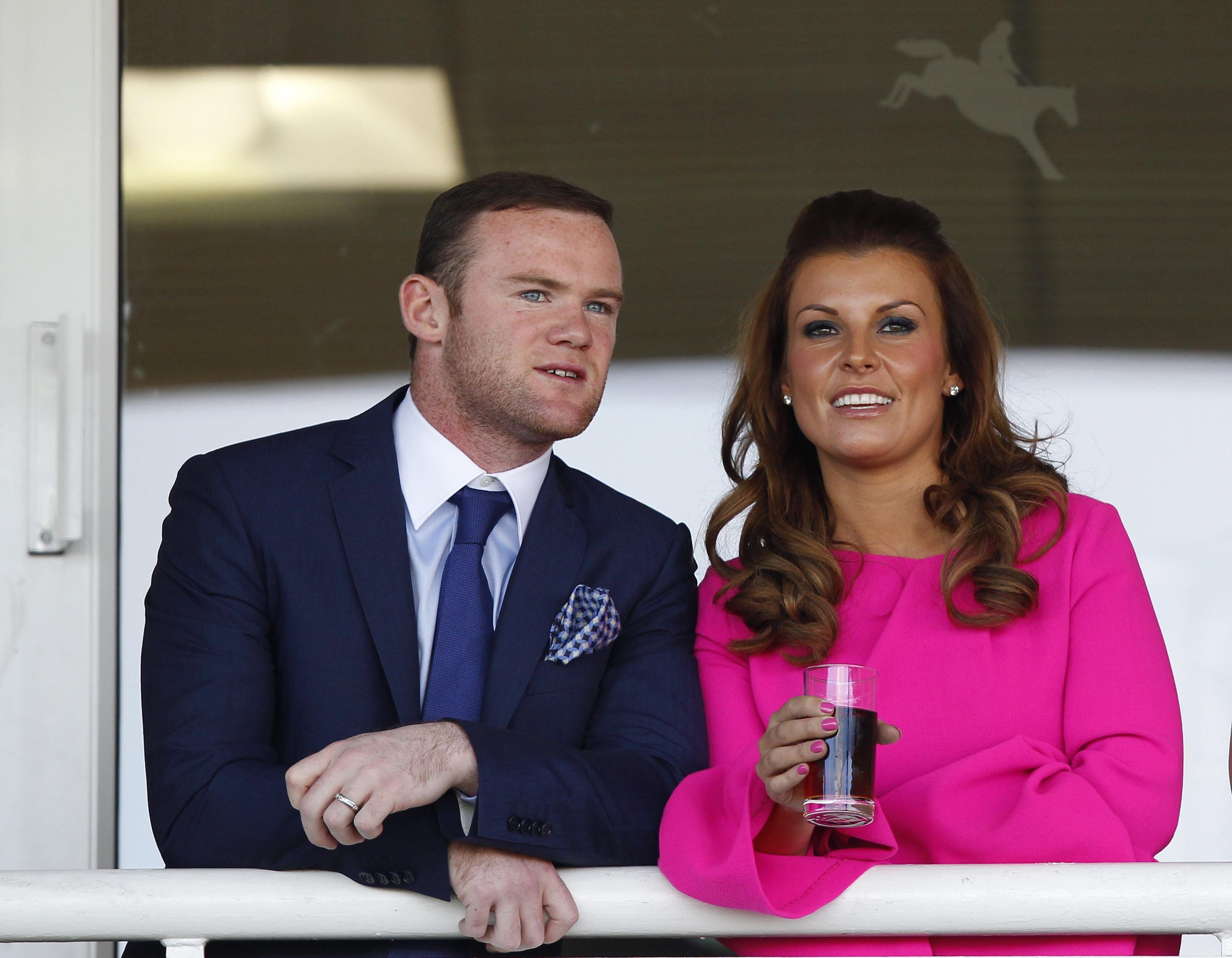 Wayne Rooney escort apologises to Coleen: