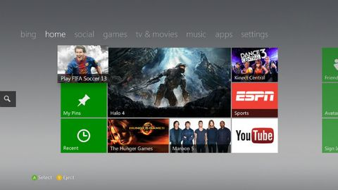 XBL Marketplace renamed Xbox Games Store