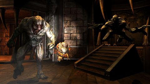 Doom 3: BFG' code available to modders