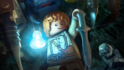 Lego Lord Of The Rings And The Hobbit Are No Longer Available In