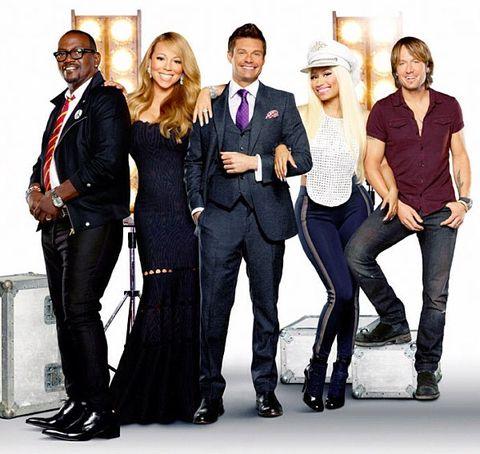 American Idol' boss wants vote ranking