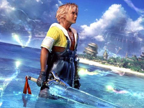 Final Fantasy X, X-2 HD adds new ending?