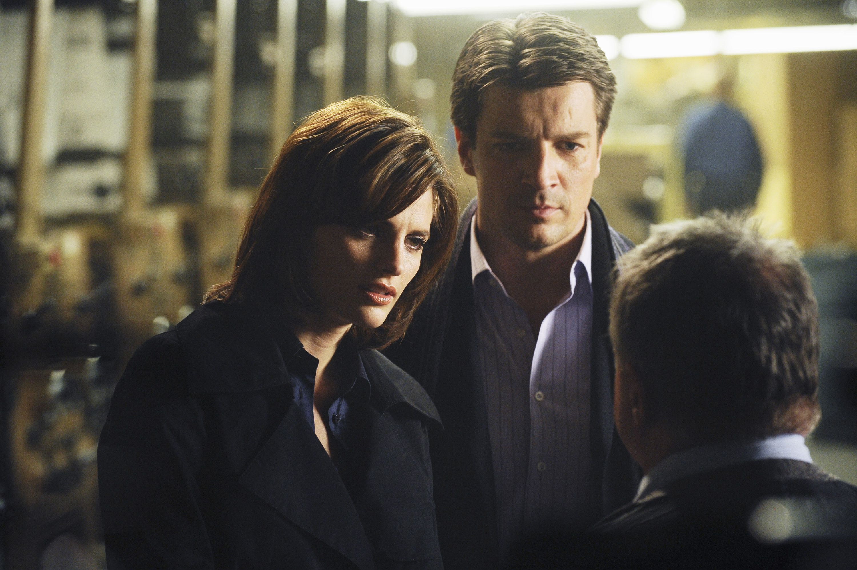 "Stana Katic says she was responsible for ""curating"" Castle: ""I worked very hard"""