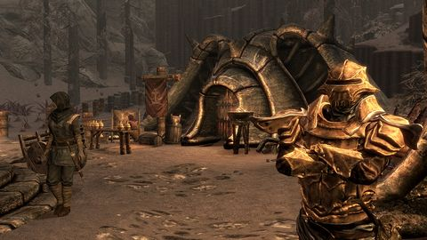 Skyrim Xbox patch increases difficulty