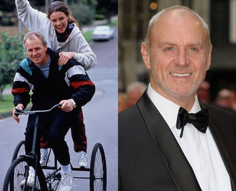 Alan Dale returns to the Neighbours set 25 years after Jim