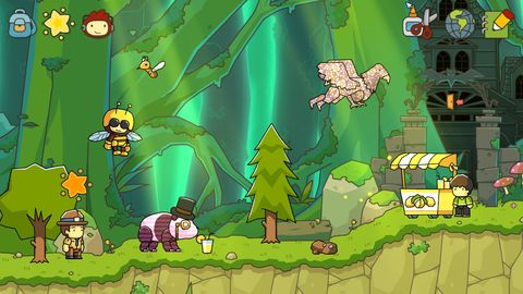 Scribblenauts Unlimited' review