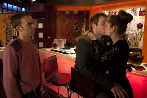 Corrie: Who will Kylie sleep with?