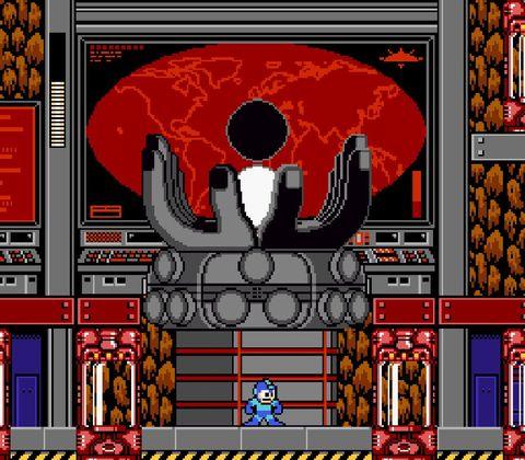 mega man games free download