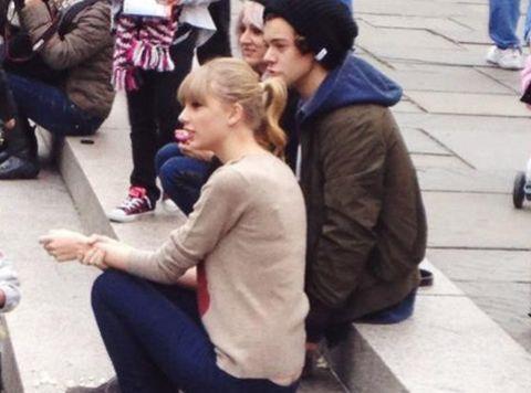 photos de styles Harry et Taylor Swift datant