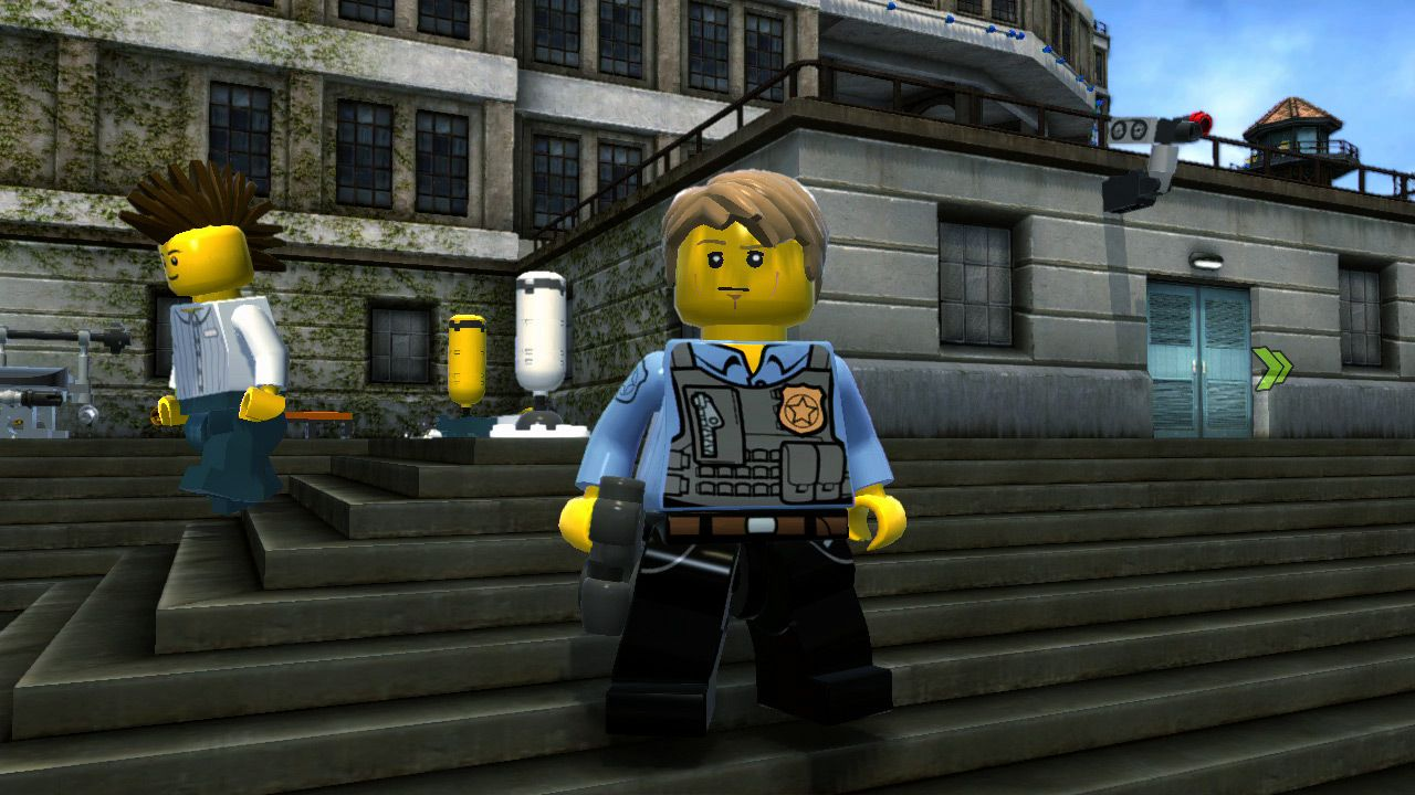 Lego City Undercover Reviewed