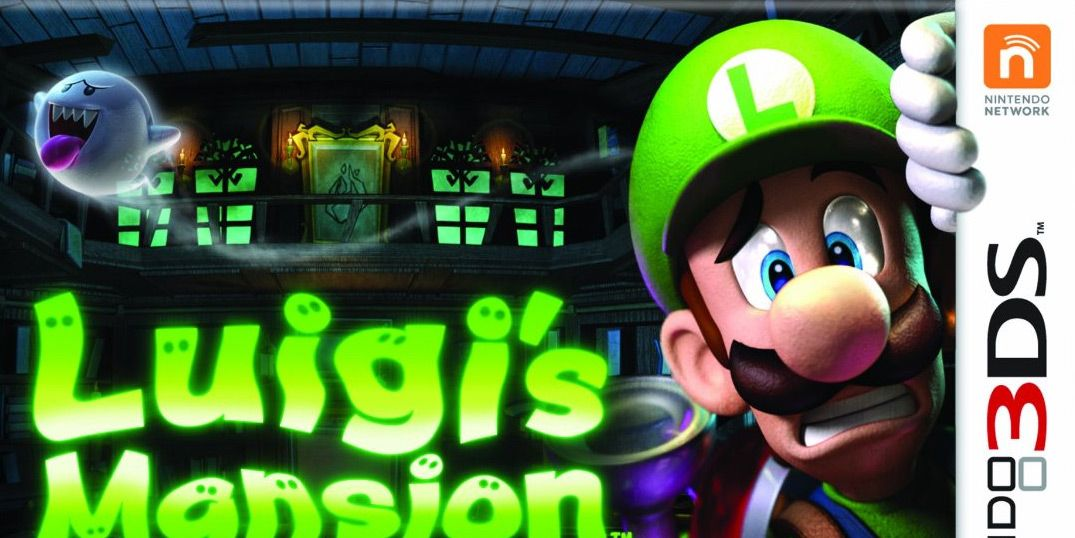 Luigi Mansion 3ds Given Release Date