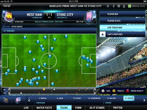 Sky Sports app adds football analysis