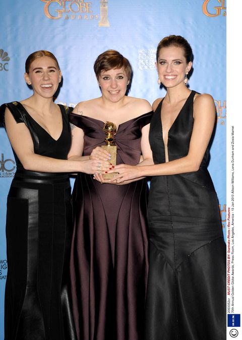 Golden Globes 2013: As it happened