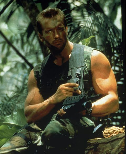Jungle, Soldier, Muscle, Photography, Movie, Action film,