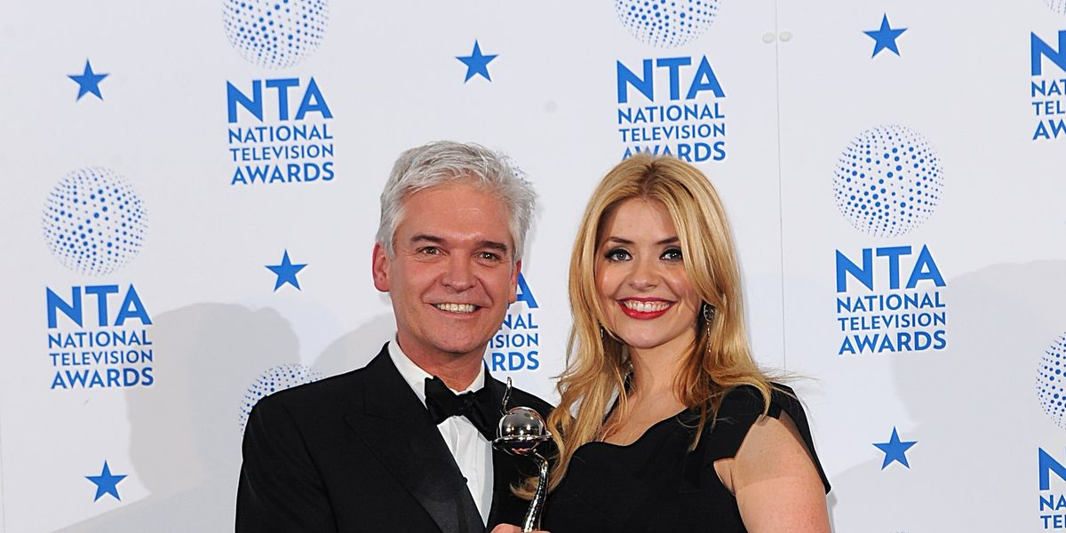 abe25f3cd Holly Willoughby proud of  This Morning