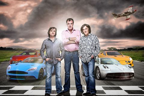 Top Gear Heads To Vegas Pictures