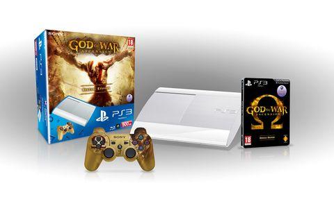 God of War: Ascension PS3 bundle unveiled
