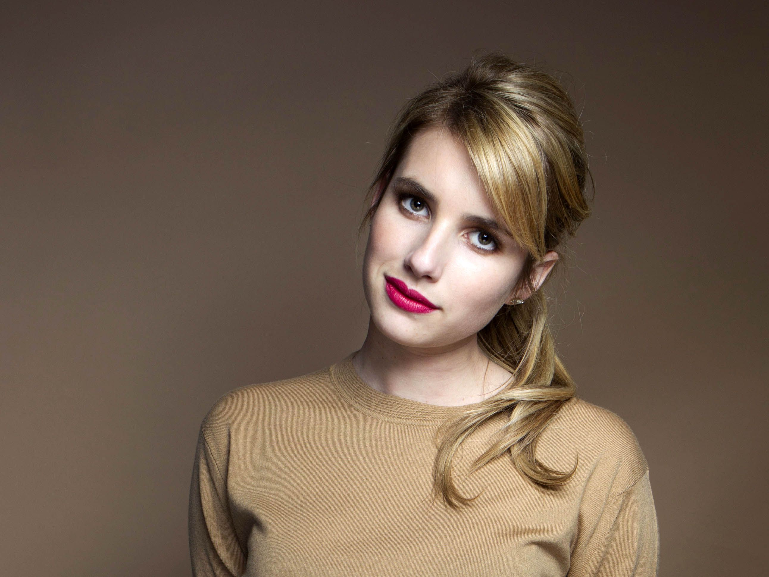 Emma Roberts For American Horror Story