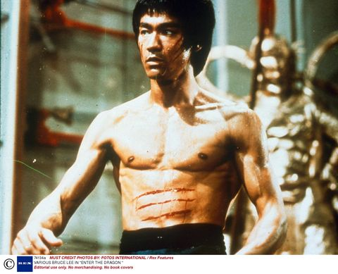 Bruce Lee-inspired crime show for Cinemax