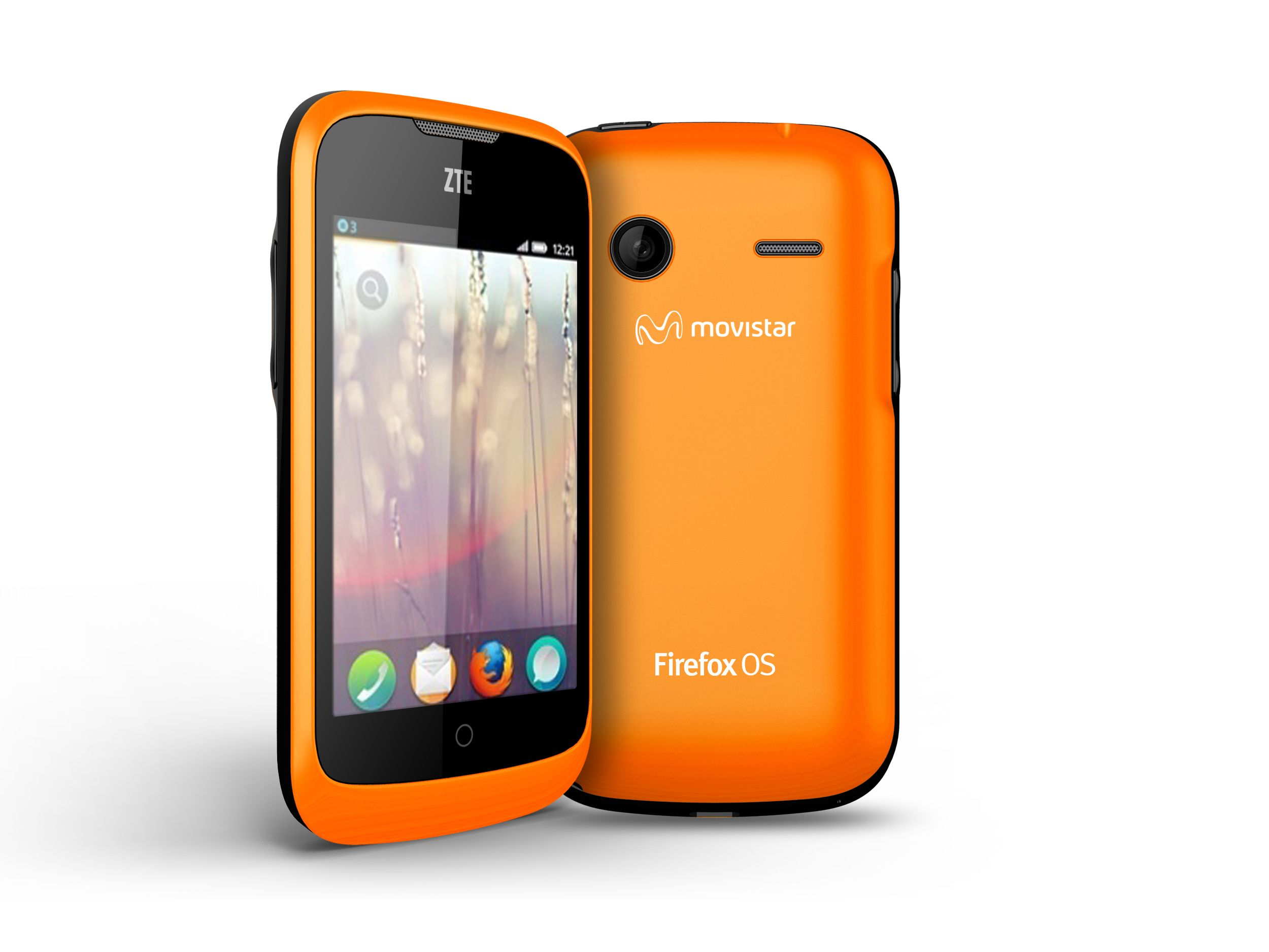 Mozilla Firefox OS first handset debuts
