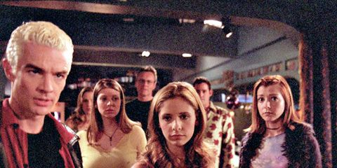 27 Things You Never Knew About Buffy