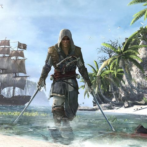Assassin's Creed 4' first look preview