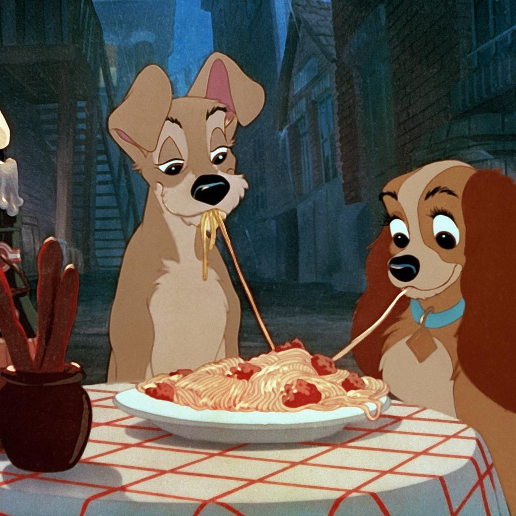 First picture of Lady and the Tramp live-action remake revealed