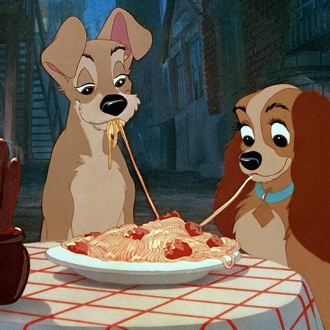 Lady And The Tramp Live Action Remake First Picture Unveiled