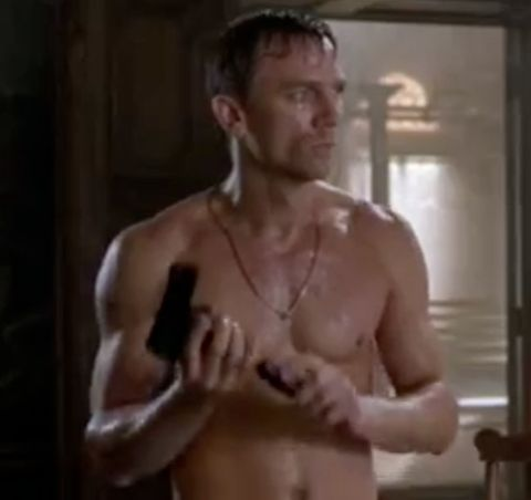 Gay Spy Daniel Craig Naked In Tomb Raider