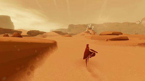 Journey Wins Game Of The Year Award At Gdc 2013