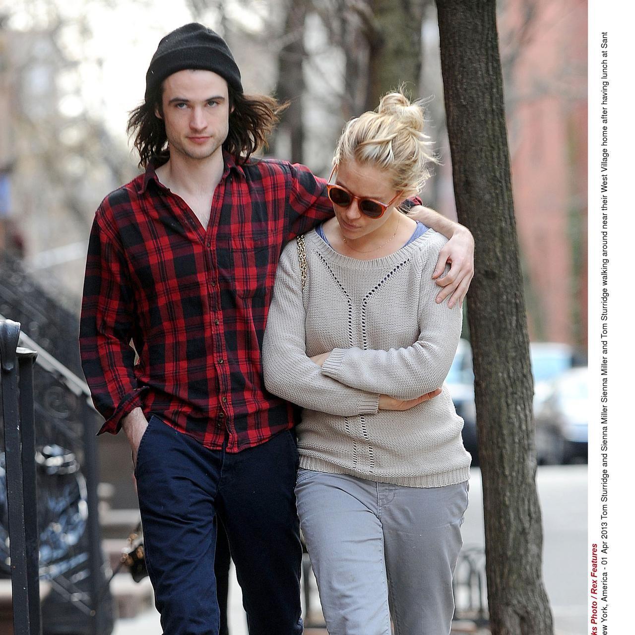 Tom Sturridge dating Sienna Miller is Rocky nog steeds dating Mariette Milis