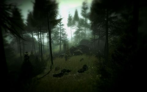 Slender sequel dated on Xbox One, PS4