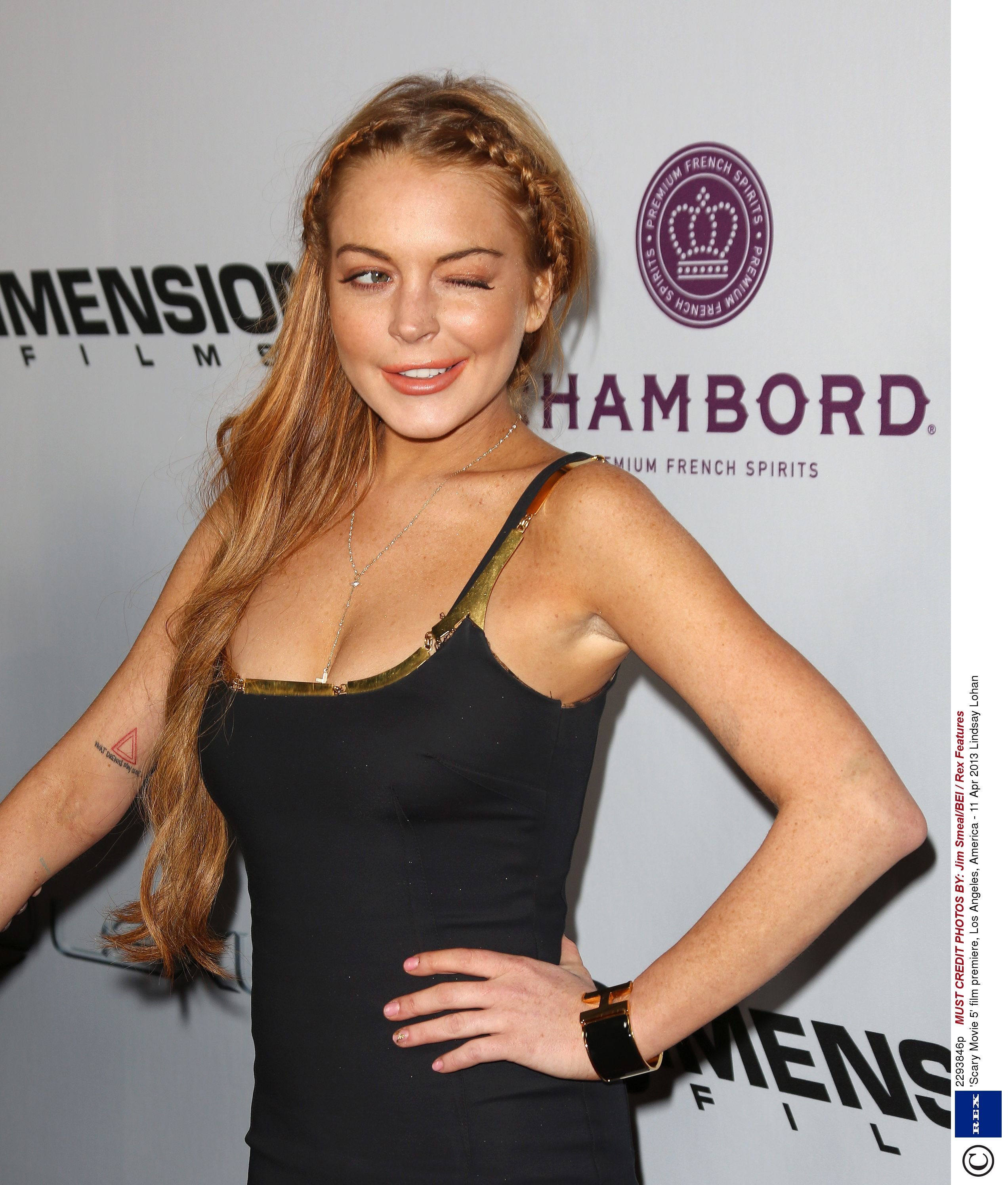 Lohan: 27 shock moments for her 27th